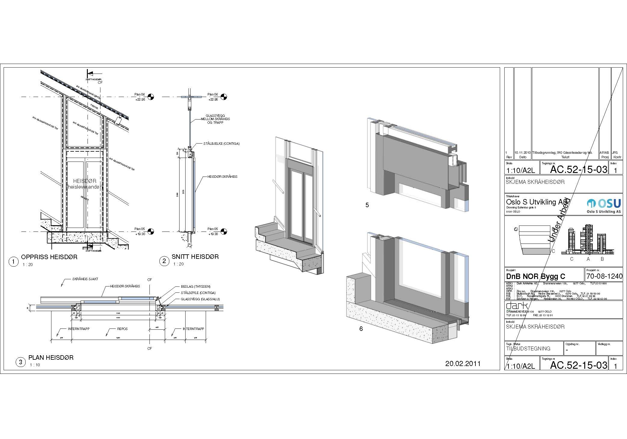 Inclined elevator digital story of an architect for Elevator plan drawing